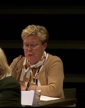 Jannie Atsma van het CDA Leeuwarden
